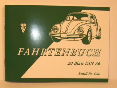 Fahrtenbuch A6
