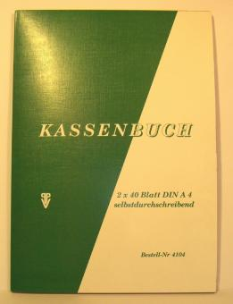 Kassenbuch 4104